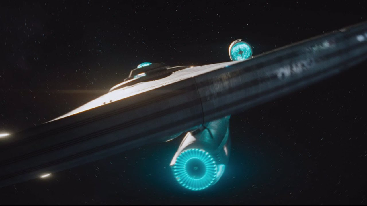Star Trek Beyond I've watched it 2 times and don't remember much!