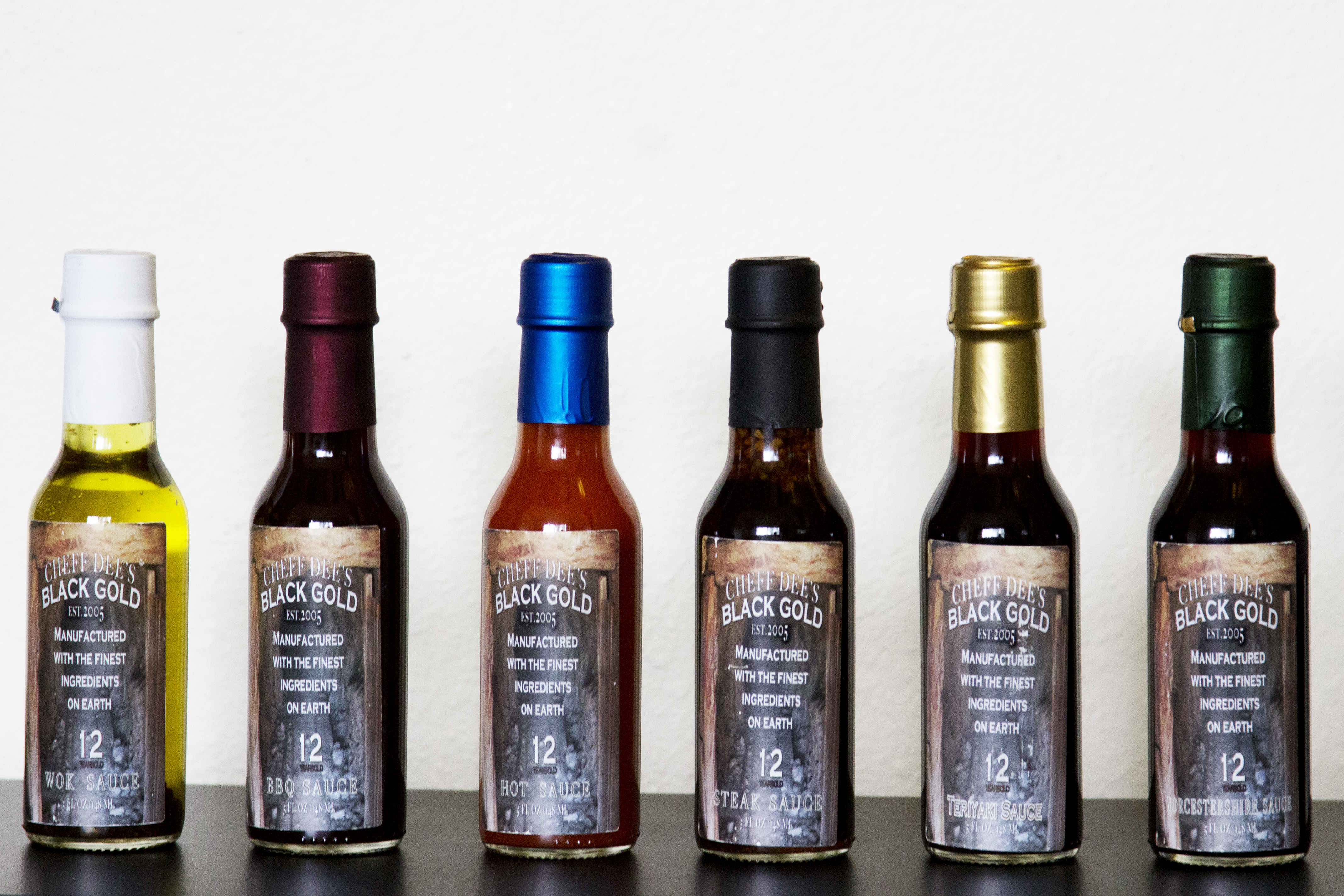 Cheff-Dee-All-Sauces