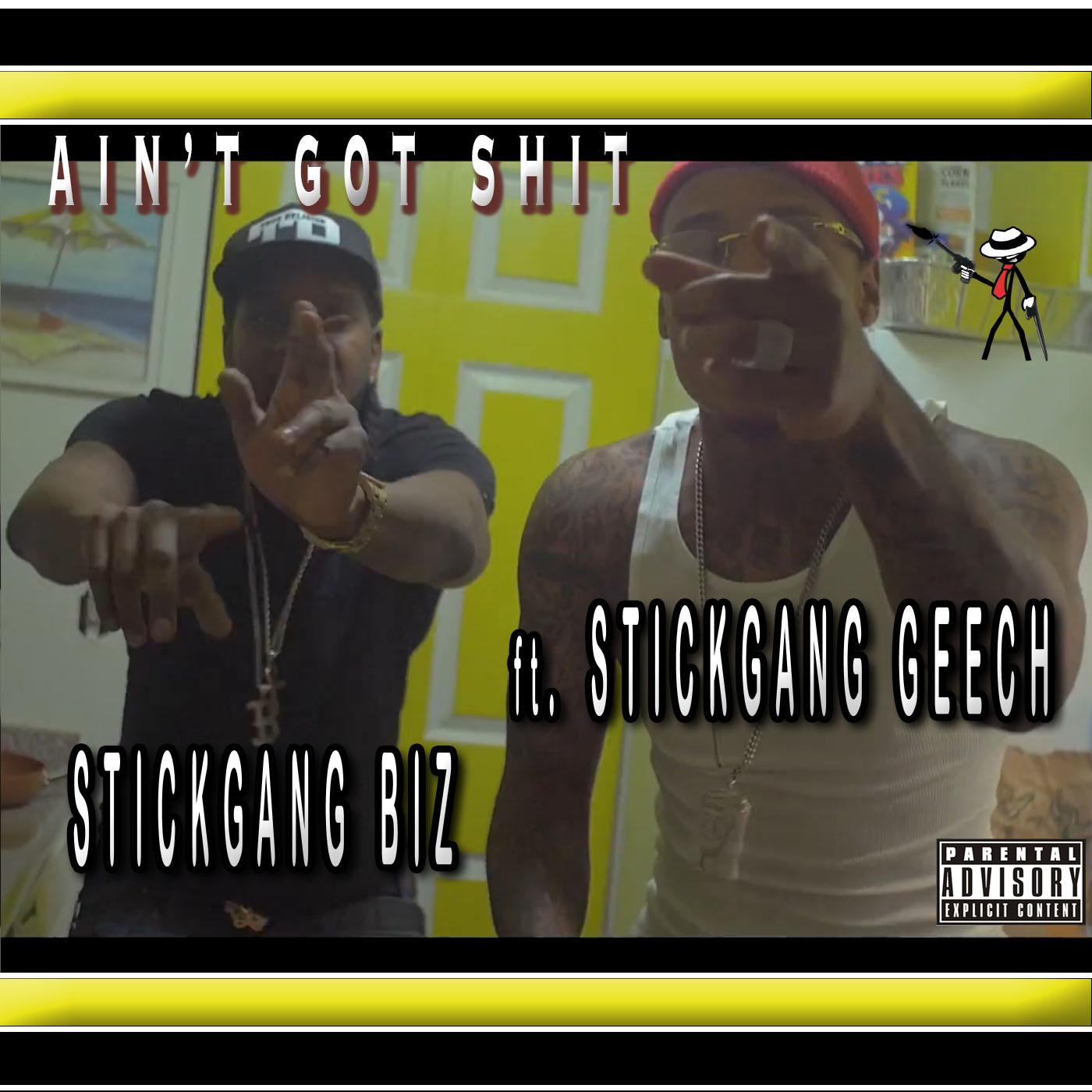 Ain't got shit by Stickgang Biz ft Geech