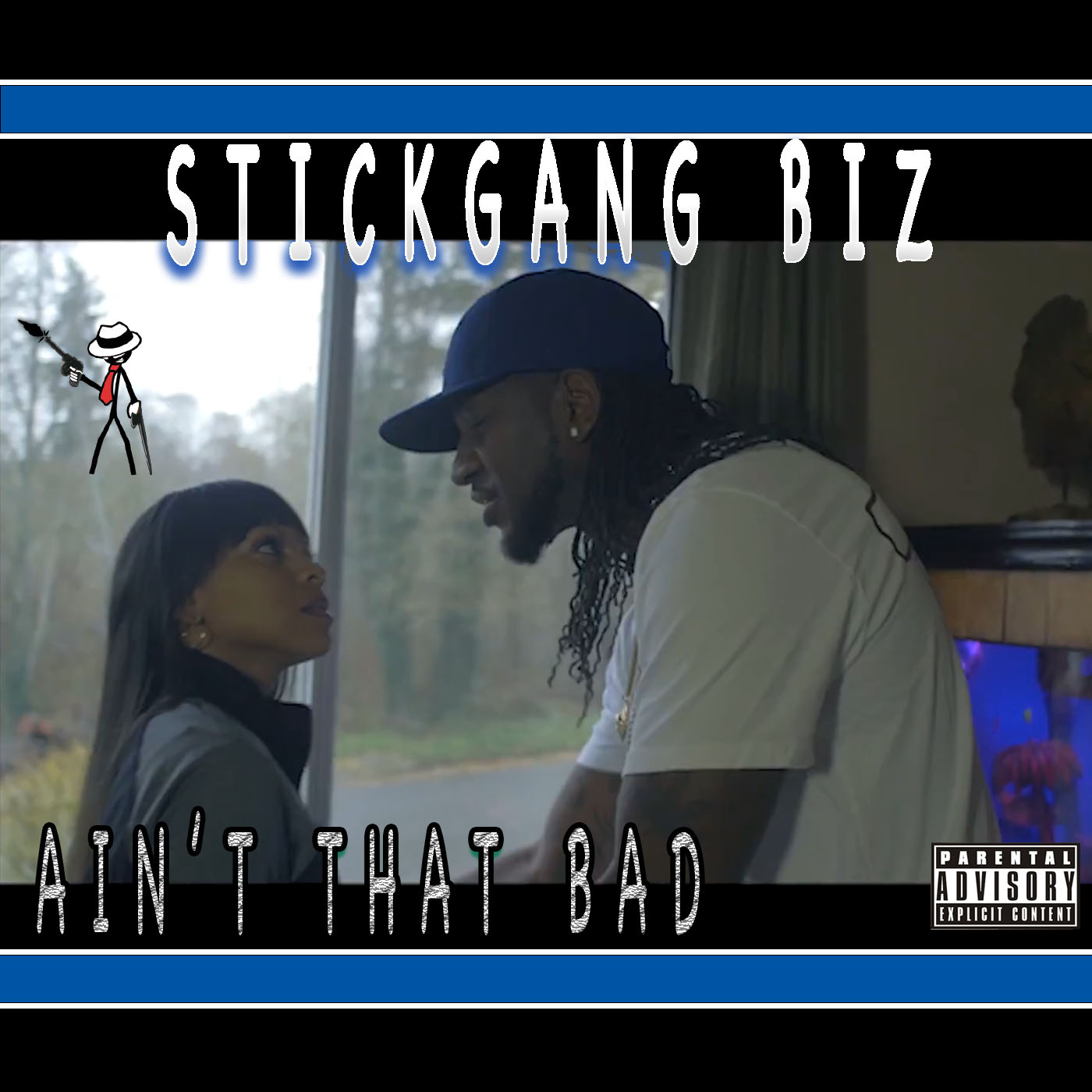 Aint that bad by Stickgang Biz ft Larry Stevens