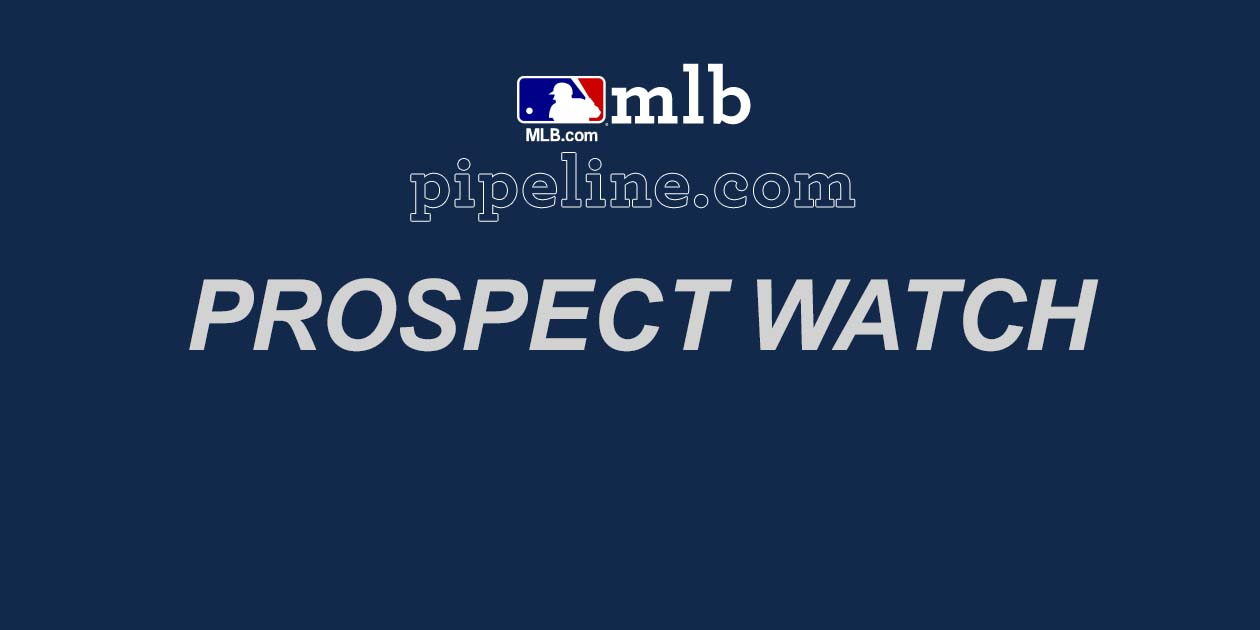 MLB.com 30 International Prospect Watch | MLB.com