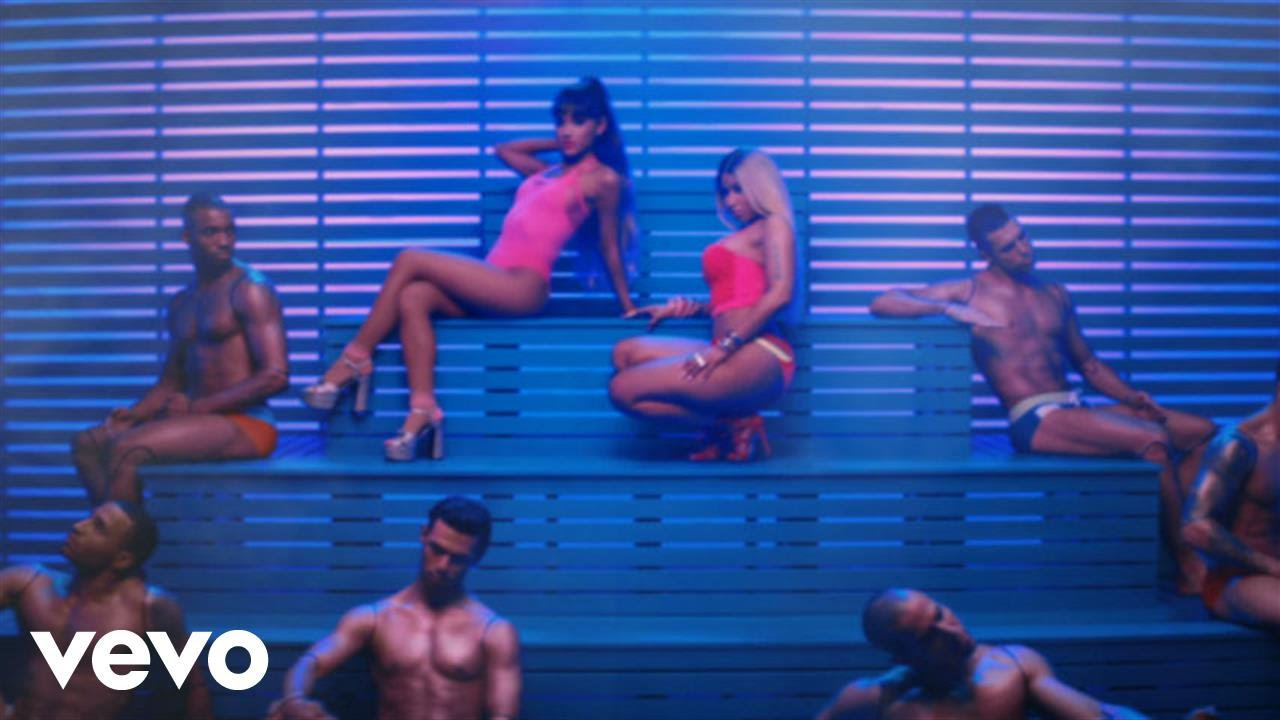 Ariana Grande – Side To Side ft. Nicki Minaj no snores allowed!