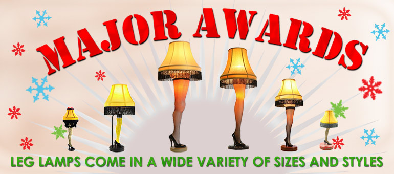 770-Major-Awards-Leg-Lamps-Come-In-A-Variety-Of-Sizes