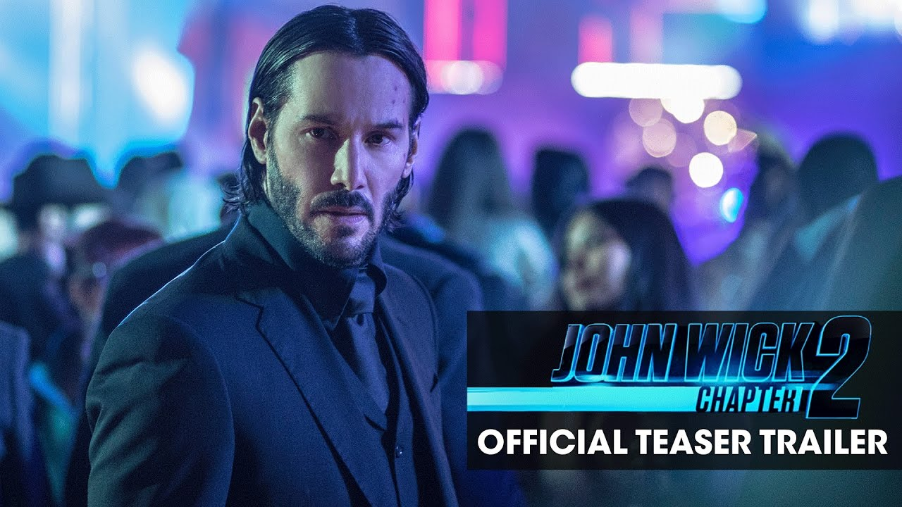 John Wick: Chapter 2 'Good To See You Again Keanu Reeves'