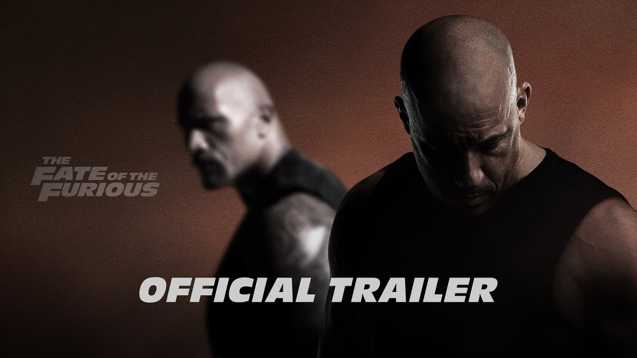 The Fate of the Furious – Official Trailer Absurdly Awesome