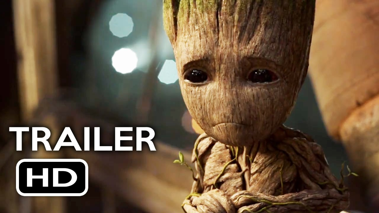 "Guardians of the Galaxy 2 Trailer #3 ""I AM BABY GROOT"""
