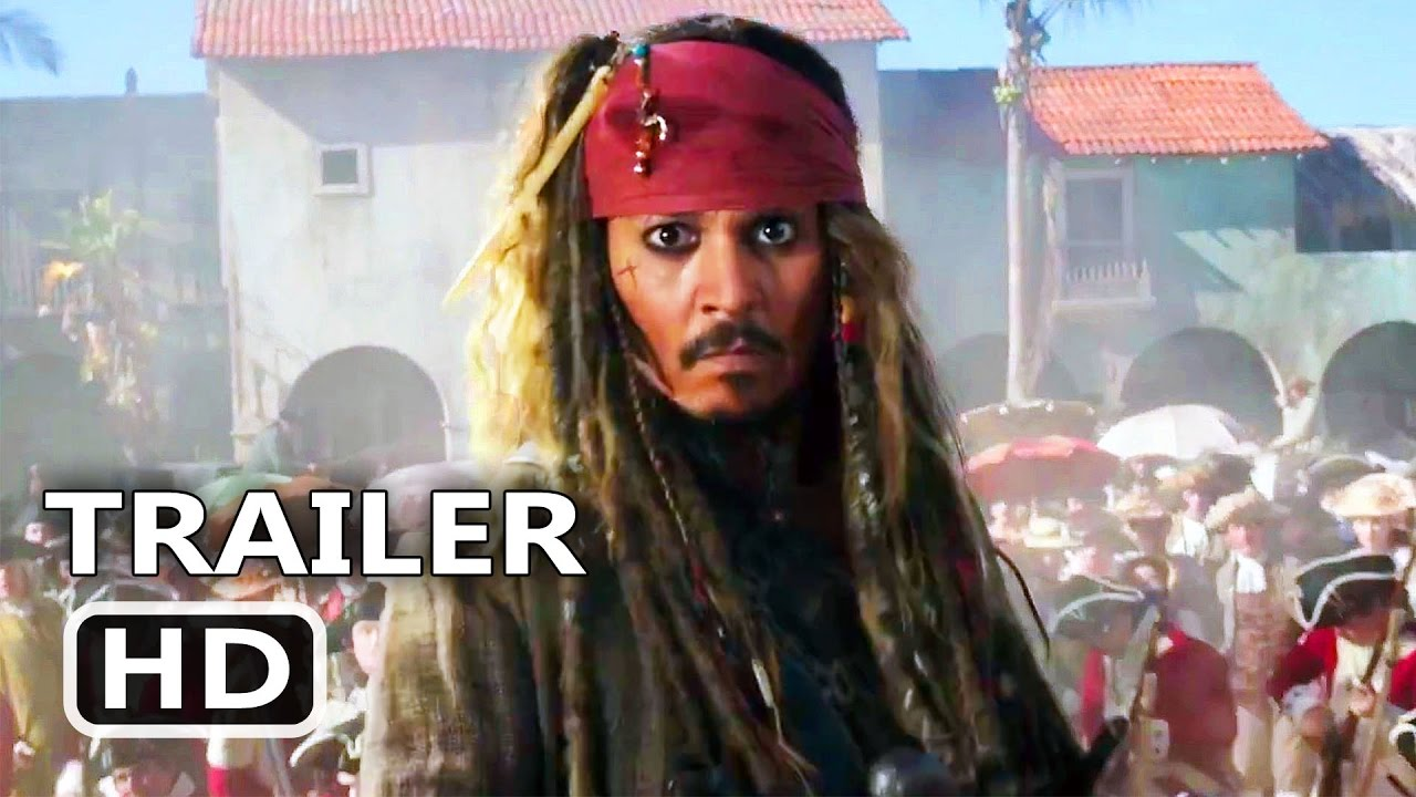 PIRATES OF THE CARIBBEAN 5 Official Trailer # 3 (2017) Dead Men Tell No Tales, Please STOP!