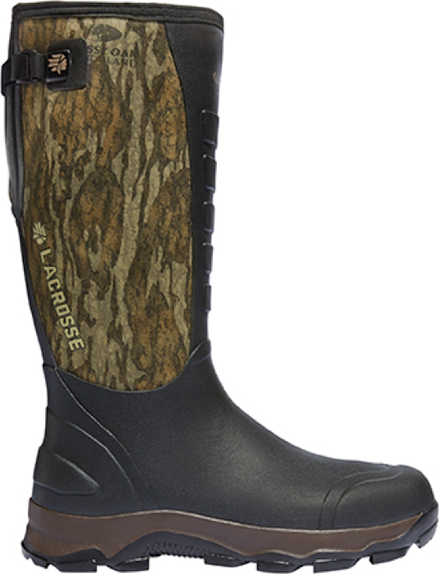 Lacrosse Western Rubber 4 Buckle over shoes