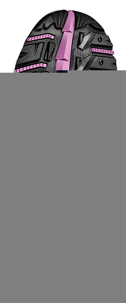 Nautilus Womens Composite Toe EH Athletic M M M Grey Lavender Leather shoes d2b081