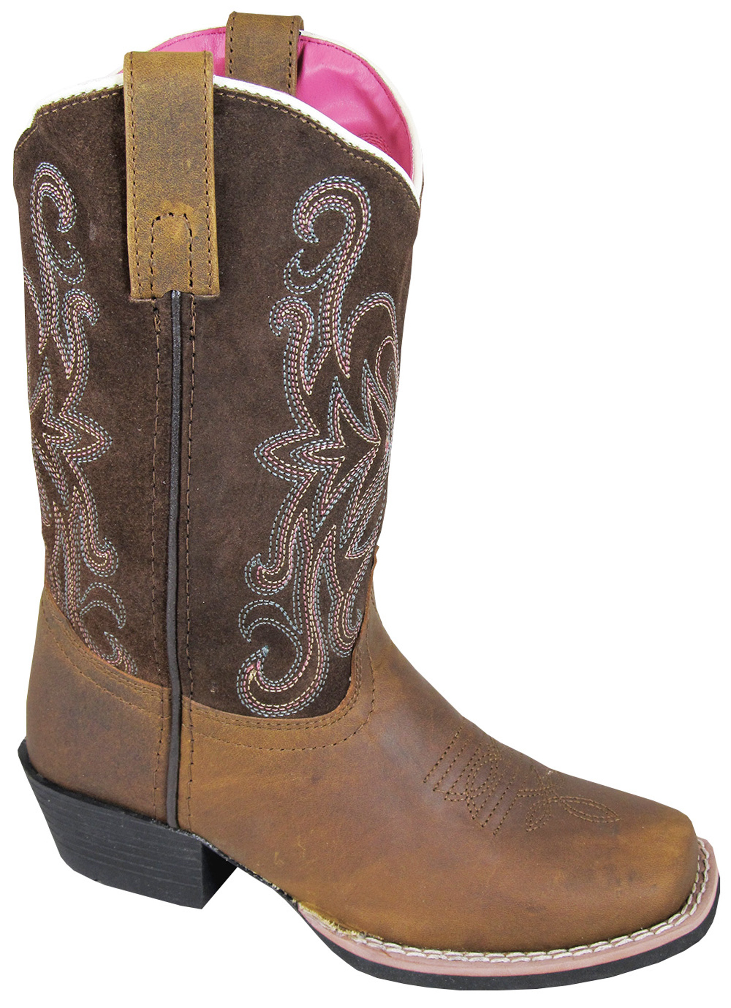 smoky mountain boots children waverly brown suede