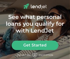 Now that you've read my LendJet Review, see what personal loans you qualify for today