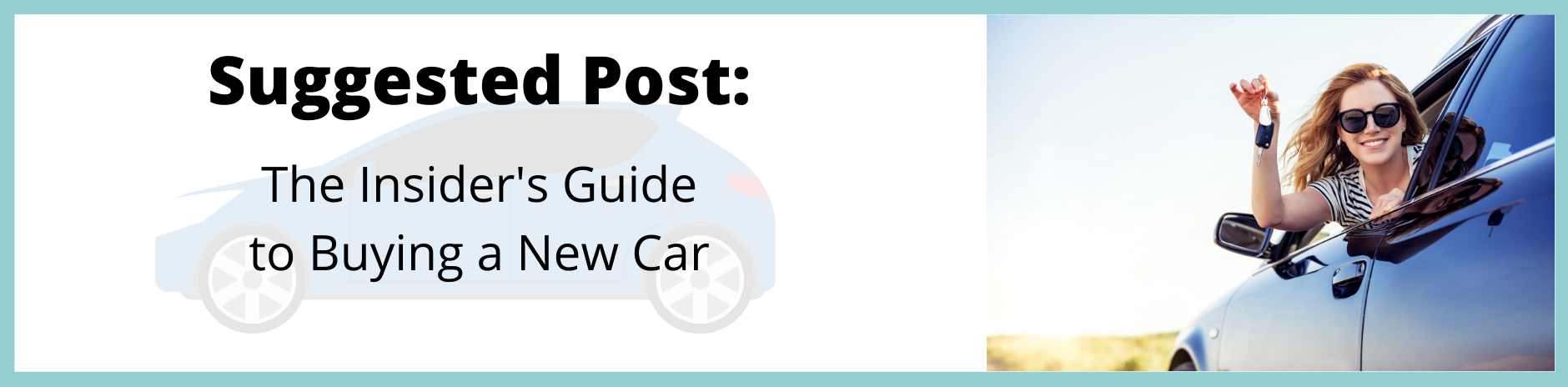 car buying guide banner