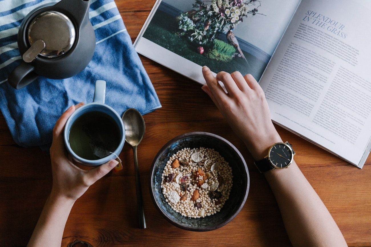 Lookie there!  Apply intermittent fasting techniques to your spending habits