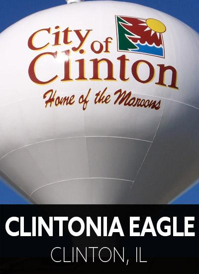 Clintonia Eagle - Clinton, IL