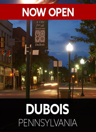 Golden Ticket Cinemas - DuBois, Pennsylvania