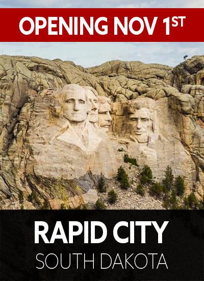 Golden Ticket Cinemas Rushmore 7 - Rapid City, SD