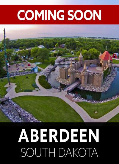 Golden Ticket Cinemas Aberdeen - Aberdeen, SD