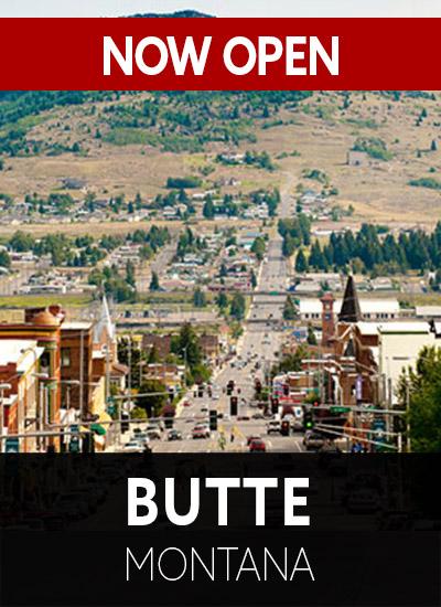 Golden Ticket Cinemas Butte 6 - Butte, MT