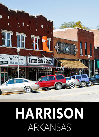 Golden Ticket Cinemas Harrison 8 - Harrison, AR