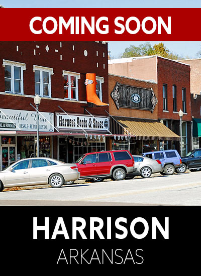 Golden Ticket Cinemas Harrison - Harrison, AR