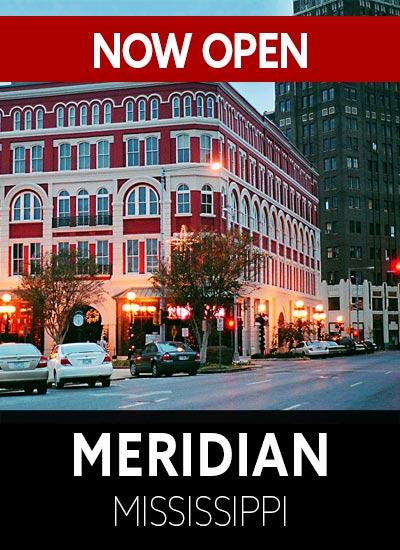 Golden Ticket Cinemas Meridian - Meridian, MS