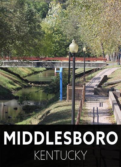Golden Ticket Middlesboro - Middlesboro, KY