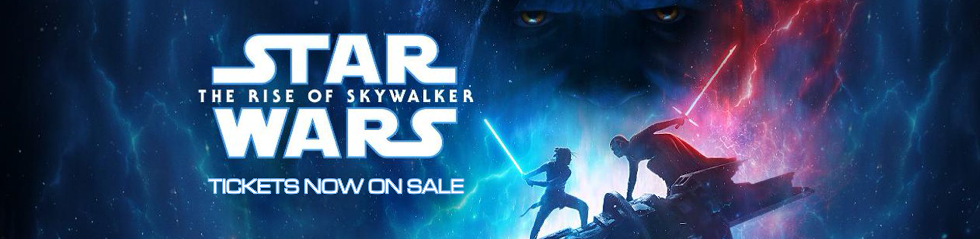 Advanced tickets are now on sale for Star Wars: The Rise of Skywalker