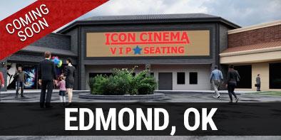 Icon Cinema - Edmond, OK