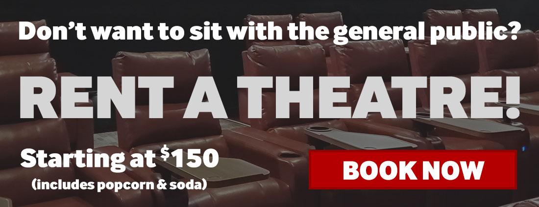 Rent a Theatre