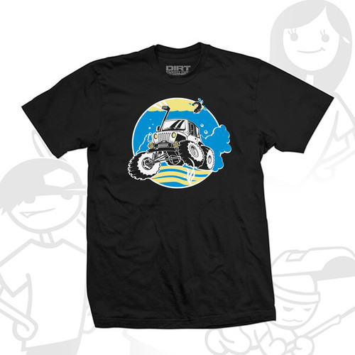 83ef10061 Dirt Every Day - Tube Sock Kids' T-shirt