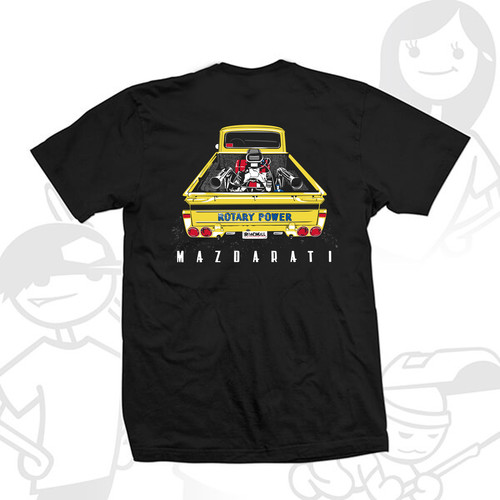 b173c2482a SPECIAL EDITION: Mazdarati Lives On Kids' T-shirt