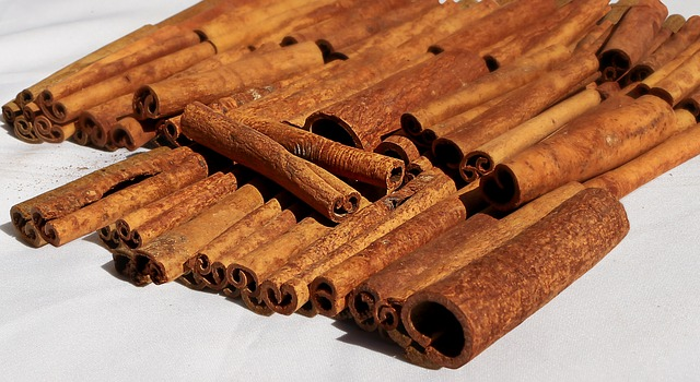 lose weight by taking a spoonful of cinnamon daily