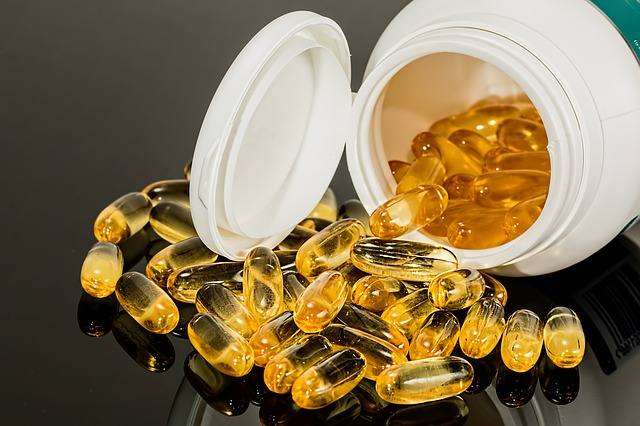 take fish oil to lose weight
