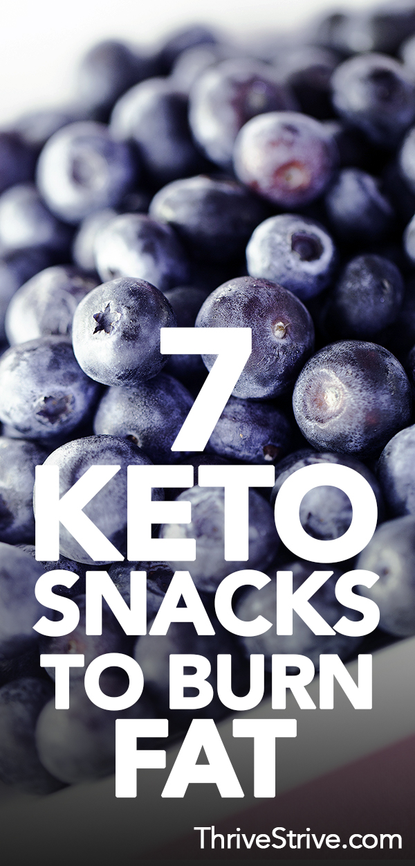 7 Fat Burning Keto Snacks You Can Eat At Night To Lose Weight