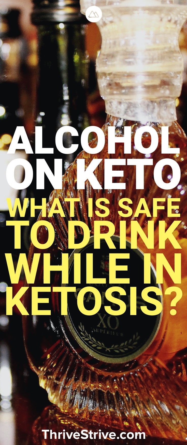 Alcohol on a Keto Diet: What Is Safe to Drink While in