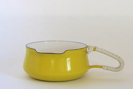 Enameled Butter Warmer