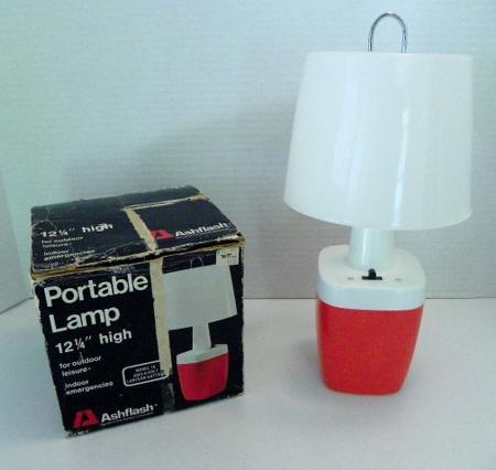 Ashflash Portable Lantern