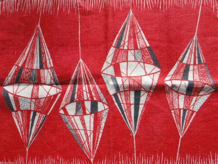 Placemat / Textile Art