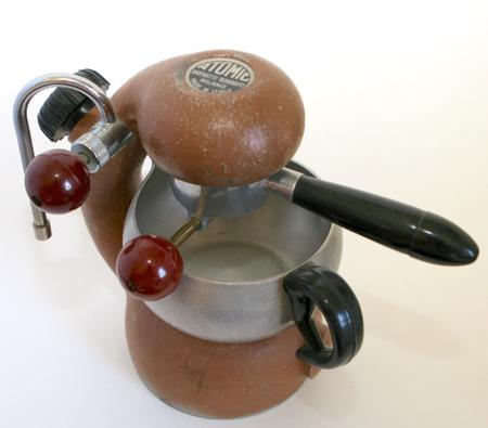 Atomic Espresso Machine