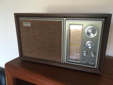 Sony Hi-Fi Radio