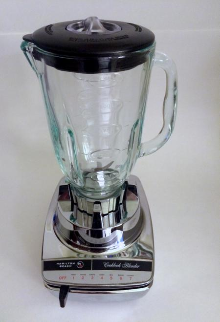 Cookbook Blender