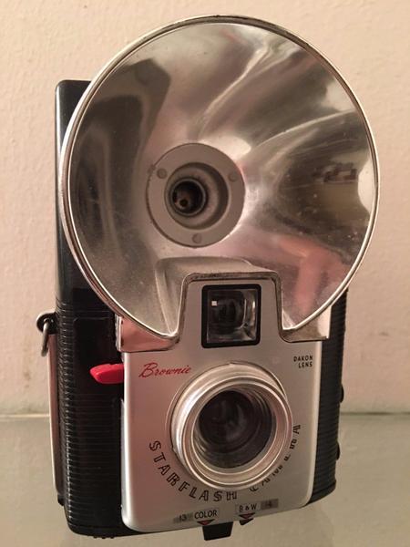 Kodak Brownie Starflash Camera