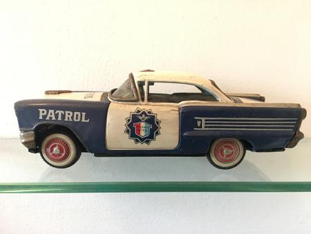 1958 Oldsmobile Patrol Car Toy