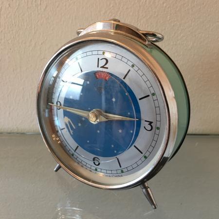 Diamond Alarm Clock