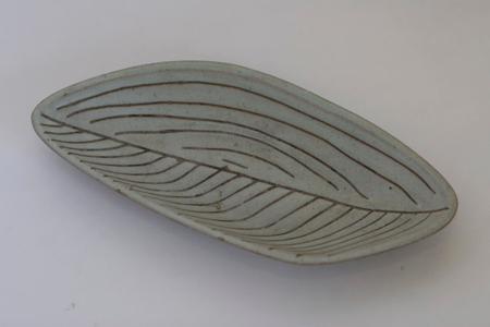 Martz Leaf Plate