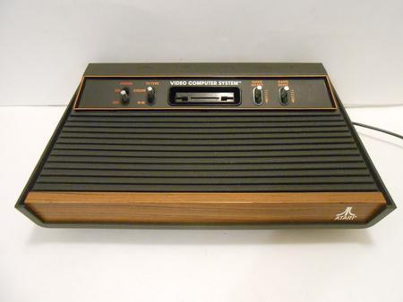 """Atari CX-2600 4 Switch """"Woody"""""""