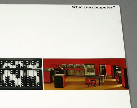 1965 IBM Brochure Ad