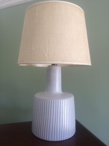 Martz Incised Lamp #105