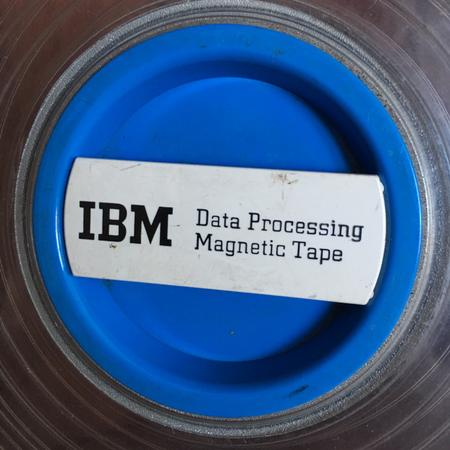IBM Data Processing Tape Reel (2)