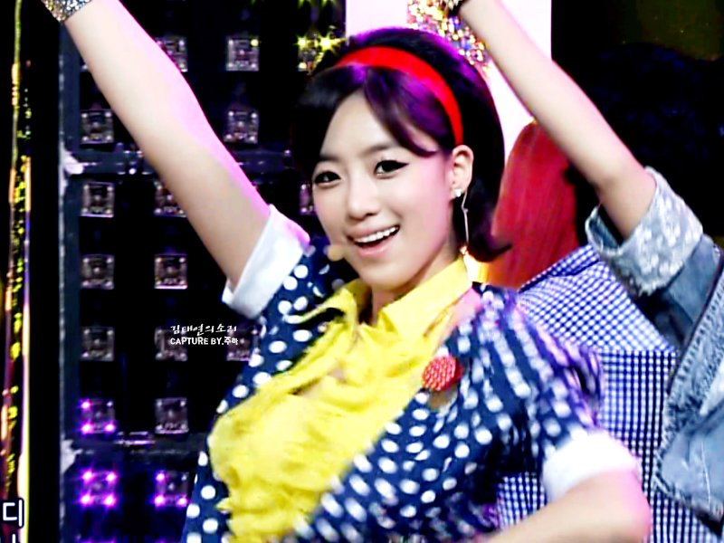 T-ara Roly Poly @ SBS INKIGAYO(07/10)_16